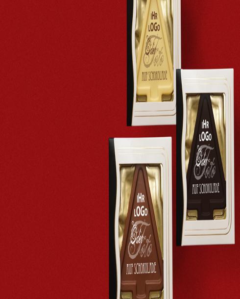 Schokolade-mit-Logo-Weihnachten