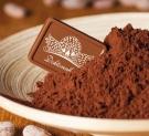 Galerie Schokolade in Pulver